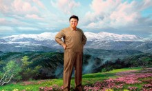 North Korean Art Makes Its UK Debut In Ealing