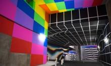 When Digital Art Meets Parisian Tunnels
