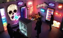 Kinetica Art Fair 2012