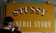 Jeff Canham For The Stussy Livin' General Store