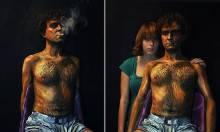 A Human Canvas
