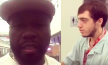 50 Cent Mocks Disabled Airport Employee As Being High