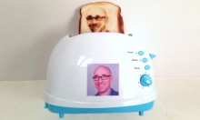 How Did I Miss The Selfie Toaster?