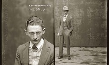 Australian Mugshots From The 20s