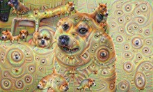 The Best Of Google's Deep Dream Images