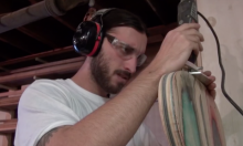 Making Skateboards Into Guitars With Nick Poufard