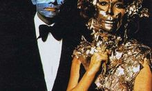 Surrealist Rothschild Party From 1972