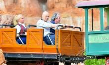 Billy Corgan Had A Terrible Time At Disneyland