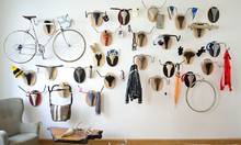 Hunting Trophies Made From Bike Parts