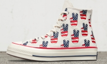 Converse Releases Limited Edition Election Day Trainers