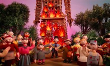 Radiohead Drop New Song Burn The Witch