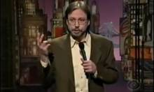 Bill Hicks' Banned Letterman Performance