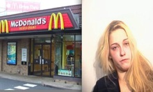 Woman Denied Chicken Nuggets: Loses Her Shit