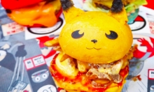 Hey Look, Pokemon Go-Themed Burgers Are A Thing Now
