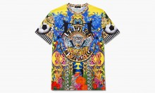 Versace's £410 World Cup T Shirt Is Gross