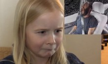 Seven Year Old Listens To Death Grips