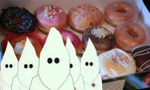It's Half Term, Why Not Take The Kids To KKK Wednesdays at Krispy Kreme?