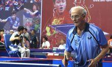 Pensioner Ping Pong
