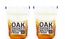 Oak Smoked Water