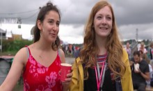 Glastonbury Festival-Goers Decide: Vote In Or Vote Leave?