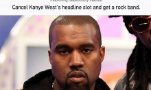 Take Your Kanye Petition And Get Out!