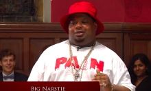Big Narstie Argues That Kanye West Is More Relevant Than Shakespeare in Oxford Debate
