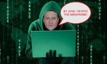 Cassetteboy Vs. The Snoopers' Charter