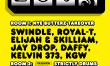 Dirtynote: Butterz Records Showcase NYE 2012
