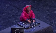 3-Year-Old DJ Crushes Competition On South Africa's Got Talent