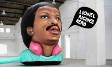 Lionel Richie's Head Is Not For Sale