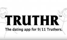 Introducing Tinder For Conspiracy Theorists
