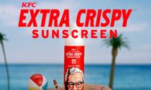 Bikini Line Lickin' Good: KFC Releases A Suntan Lotion