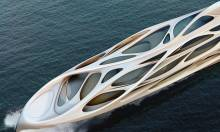 Zaha Hadid Designs Superyachts for Blohm + Voss