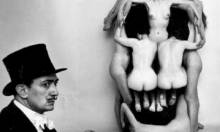 "The Making of ""In Voluptas Mors"" — Salvador Dali & Philippe Halsman"