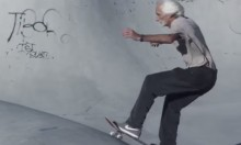 Neal Unger, The 60 Year Old Skateboarder