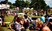 Forerunners in environmentally aware events and named one of the best UK festivals of 2015 - the magical Sunrise Celebration is back to it's usual tricks, hosting it's 10-year anniversary festival this May!