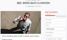 Let's Round Up Everyone Who Signed The Bring Back Clarkson Petition & Throw The World's WORST Party