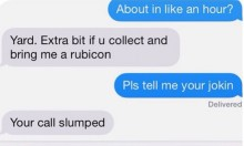 Texts From Hard Working Drug Dealers