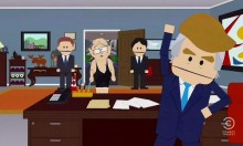 Donald Trump Has Bad Time On South Park