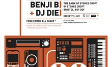 Recycle and Make Noise with Benji B & DJ Die
