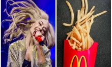 Food That Looks Like Iggy Azalea