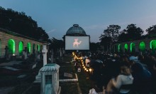 Summer Evenings At The Nomad Cinema