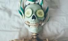 Meet Skellie, The Basic Bitch Skeleton