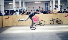 Get on your bike and pedal over to Spin London cycling festival