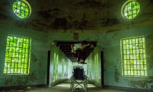 Skateboarding An Abandoned Psych Ward