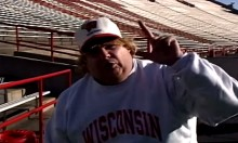 Chris Farley Really Wants You To Go To The University Of Wisconsin