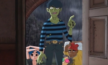 Gorillaz Put Out New Track Saturnz Barz