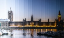 Time Slice - Photos Of Landmarks At All Hours