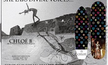 A Joan Of Arc Skateboard