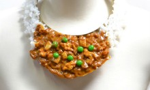 Gross Food Jewellery for that Special Someone